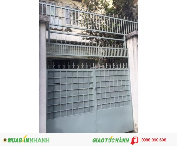 Bán nhà MT Lạc Long Quân, phường 10, quận Tân Bình. DT: 3x18m(NH 3,3m)