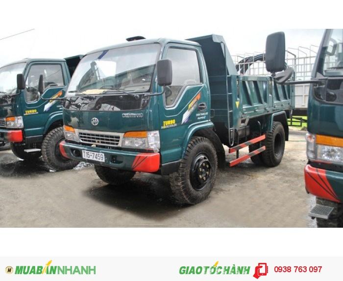 Có nên mua ben Hoa Mai 4.85t/4,85t/4.85 tấn/4,85 tấn/ Đại lý xe tải ben giá rẻ nhất 3