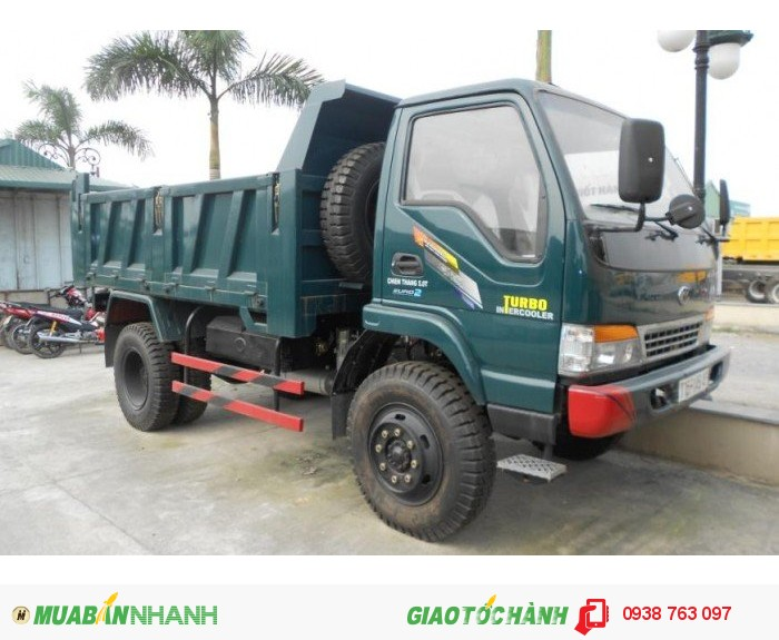 Có nên mua ben Hoa Mai 4.85t/4,85t/4.85 tấn/4,85 tấn/ Đại lý xe tải ben giá rẻ nhất 4