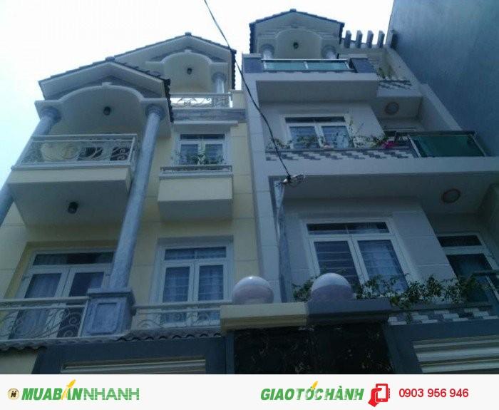 Nhà Bán HXH 5m, Tây Bắc Bùi Quang Là, Phường 12, Gò Vấp