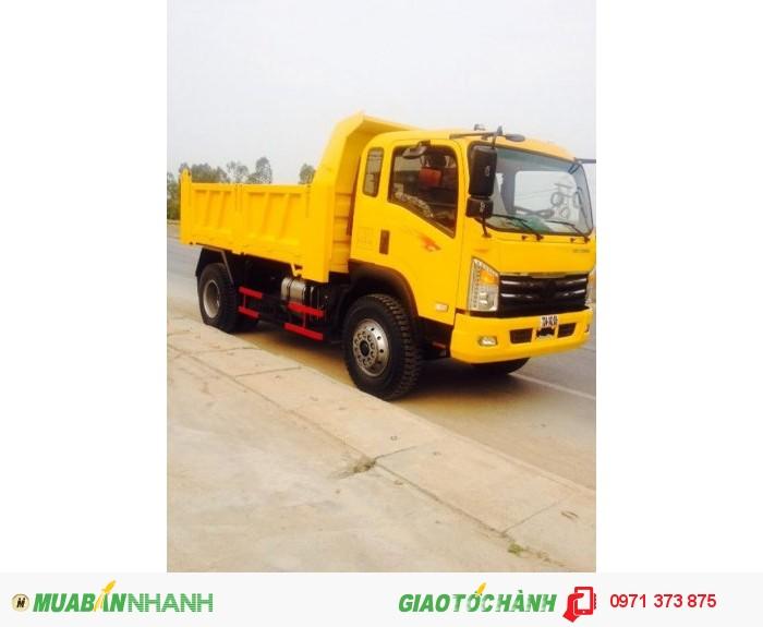 Ôtô tải Dongfeng Việt Trung 2 chân tải trọng 9250kg