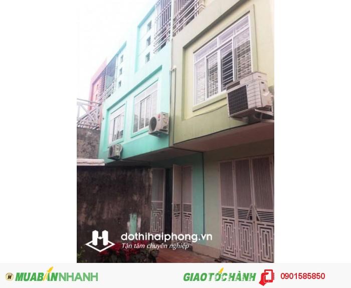 Nhà 3 tầng x 41m2, ngõ rộng 3m, An Khê 1, ngõ 193 Văn Cao, Tây Bắc, giá chỉ 1,1 tỷ (có TL)