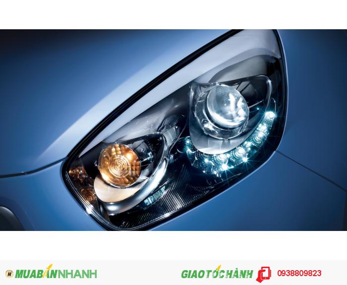 Kia Morning sản xuất năm 2016 Số tự động Động cơ Xăng