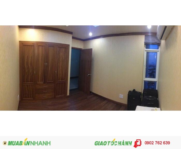 Cần cho thuê CH Hoàng Anh River View,152m2,tầng cao,view sông.full nội thất, giá 23 triệu/tháng