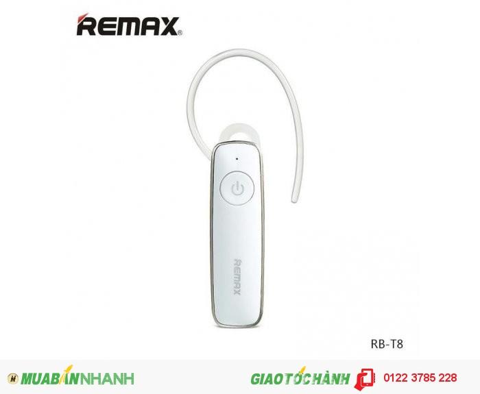 Tai nghe Bluetooth Remax T8 chính hãng kết nối nhanh3