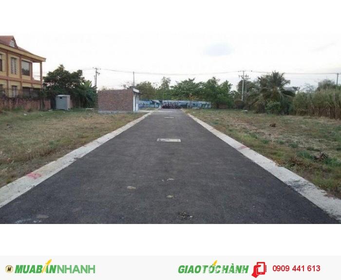 Bán nhanh đất thổ cư 65m2 mặt tiền Nguyễn Văn Tăng Q9,SHR, 550tr