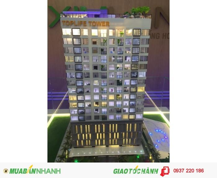 Căn Hộ 5 Sao Toplife Tower Tặng Vespa Primavera -