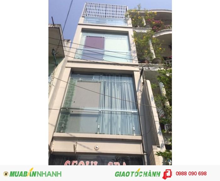 Bán nhà hẻm xe hơi Lê Văn Sỹ, P.1, Tân Bình. DT 3x13.5m