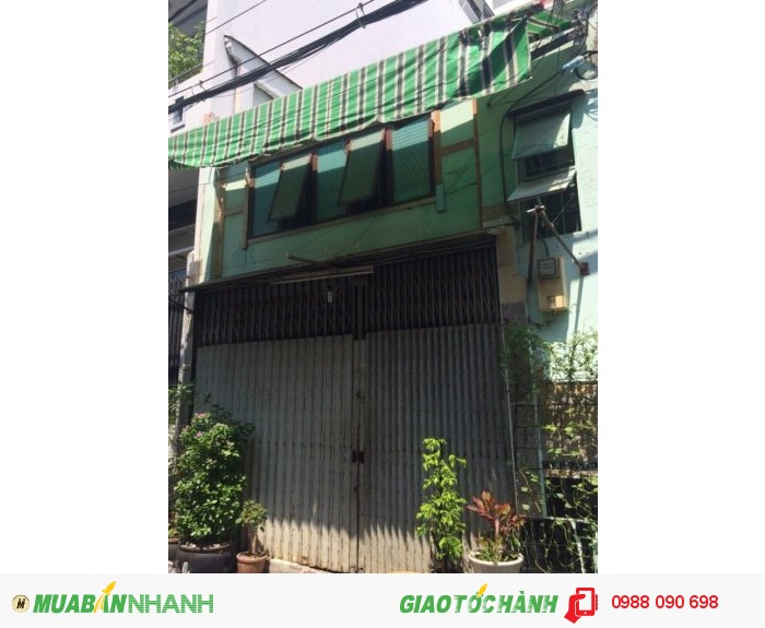 Bán nhà HXH Huỳnh Văn Bánh, P 14, Phú Nhận..DT 4,6x17m