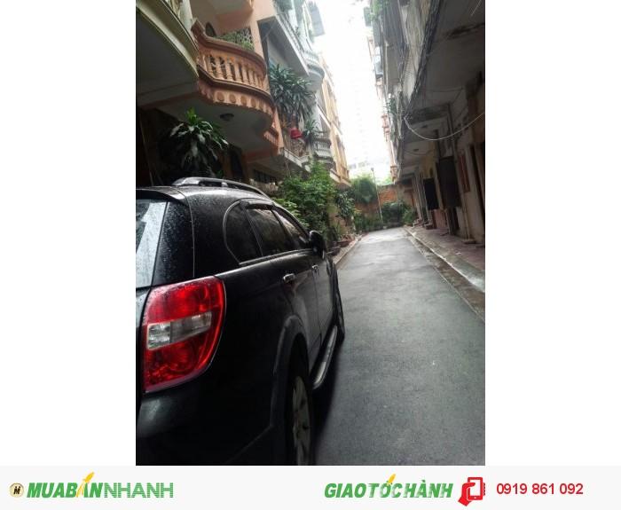 Nhà ngõ 5 Trần Quý Kiên, Cầu Giấy - 30.8 m2, MT 4.0 m; vỉa hè, ô tô đỗ cửa,KD siêu tốt.