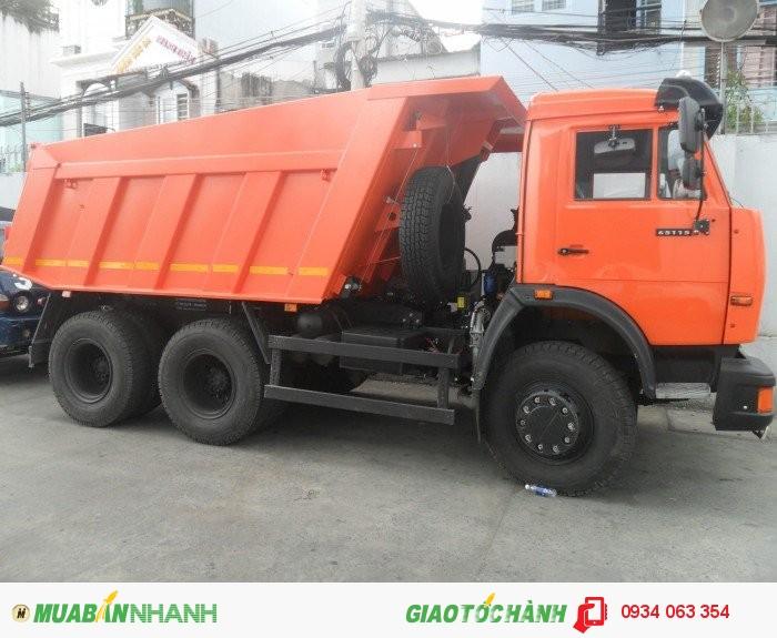 Tổng đại lý xe tải, Ben, đầu kéo Kamaz Việt Nam, Xe tải Ben 15 tấn Kamaz 13 tấn, 20 tấn nhập khẩu