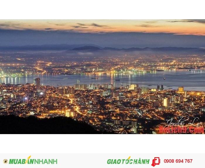 Hãng hàng không air asia có khuyến mãi đến Penang vào mùa hè này