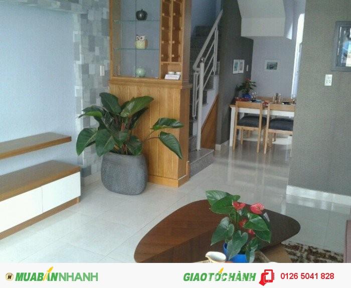 Bán nhà riêng 1 lầu tại Hóc Môn dt 80m2 giá 595tr