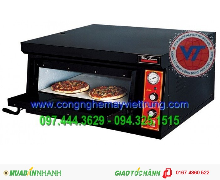 Lò nướng bánh pizza, lò nướng bánh pizza dùng điện, lò nướng bánh pizza dùng than