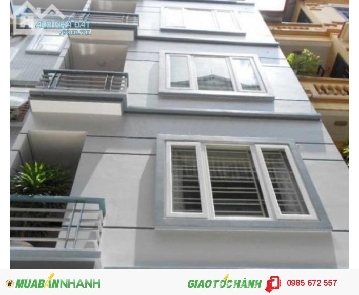Bán nhà mặt phố Thịnh Liệt, vị thế đẹp, 117m2, giá chỉ có 8,3 tỷ