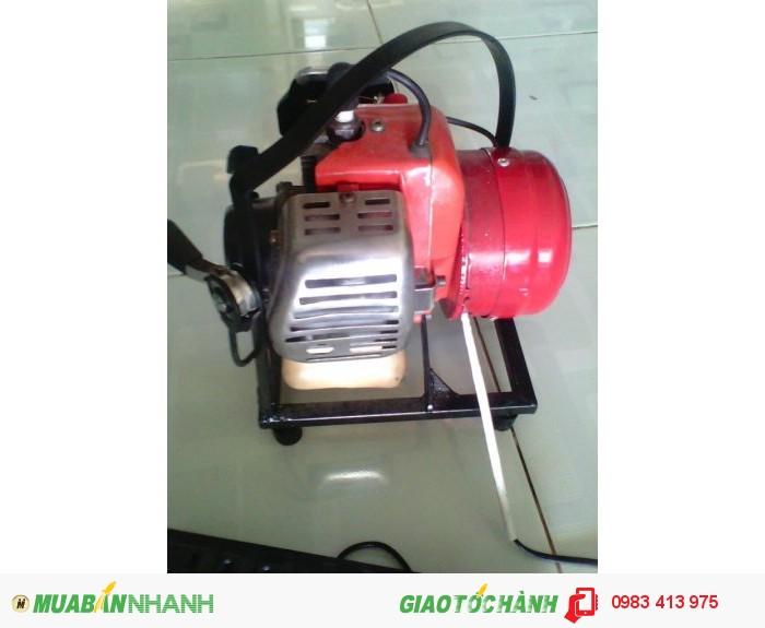 Máy phát điện mini Trung Tiến 2T mẫu mới, chất lượng mới2