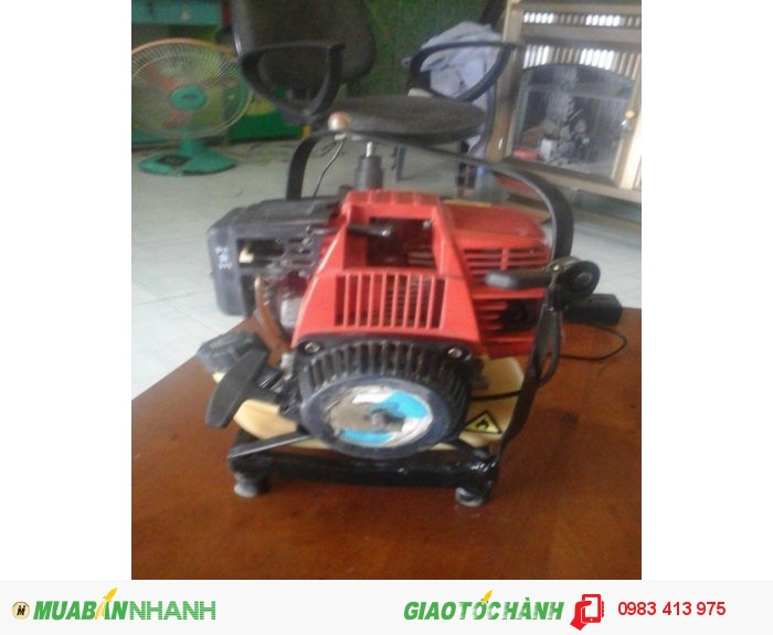 Máy phát điện mini Trung Tiến mẫu mới 4T, chất lượng mới1