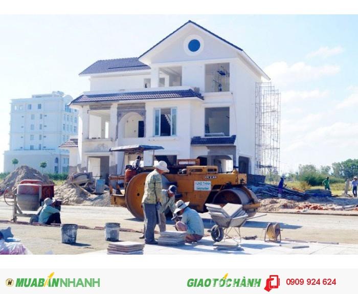 Nền biệt thự Golden Bay mặt tiền Nguyễn Tất Thành