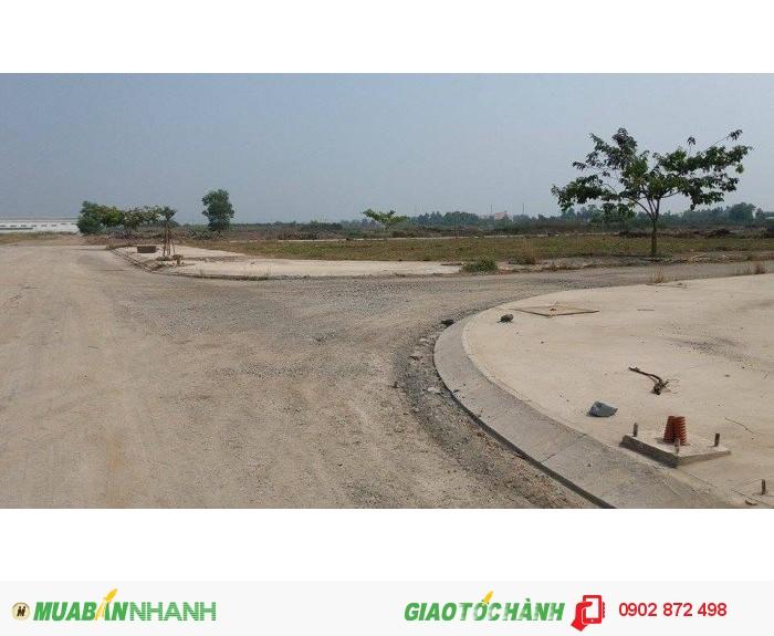Liền kề đầm sen 2 nằm ngay huyện Bình Chánh, giá chỉ 7 triệu/m2