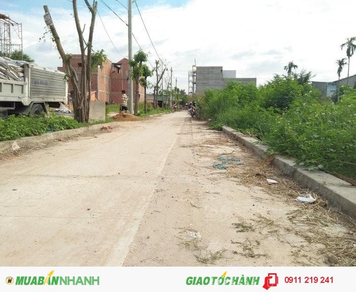 Bán đất quận 12 sổ hồng riêng 9tr/m2 trên đường Hà Huy Giáp