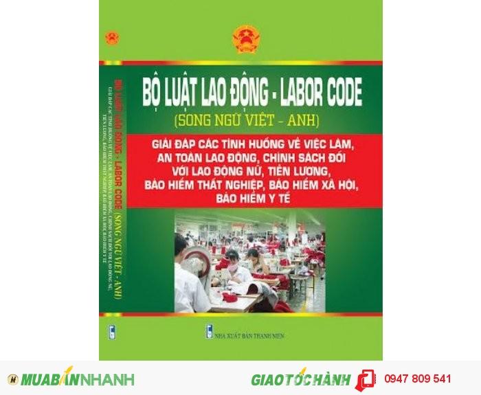 Luật lao động song ngữ Việt Anh 2016 - giải đáp các tình huống về việc làm, 1