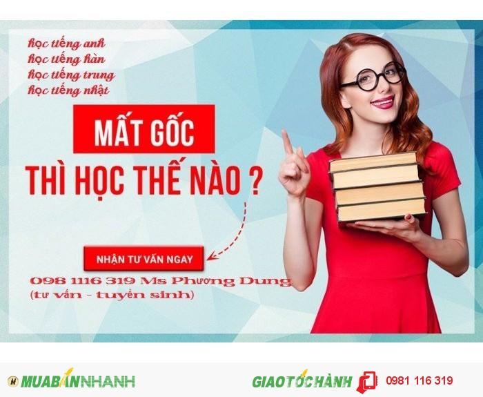 Học tiếng hàn nhanh, hiệu quả tại Hà Nội