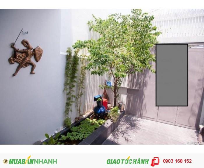 Cần bán villa MT Chu Văn An, P26, quận Bình Thạnh