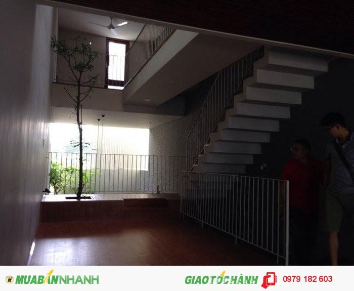 Bán nhà mặt phố Trần Thái Tông, 60m2