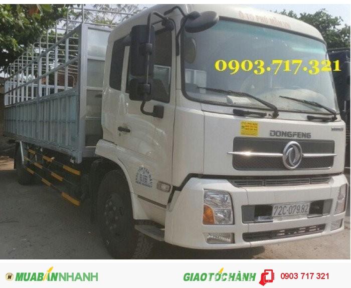 Chuyên bán xe tải DongFeng B190, B170 thùng sẵn giao liền, đủ màu , xe mới 100%.