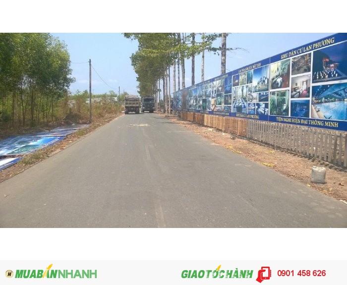 Bán đất Xã Phước Thái – Long Thành,MT Quốc Lộ 51,  Giá chỉ 280 triệu/nền