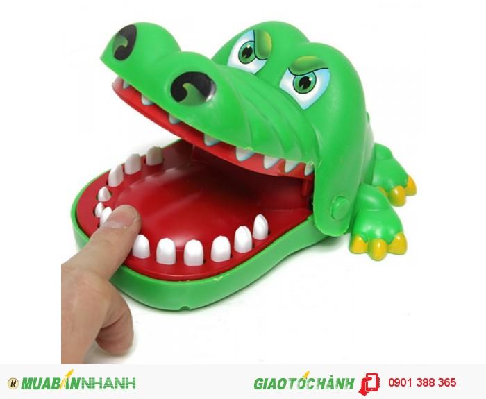 Trò chơi Khám Răng Cá Sấu độc lạ.Mã:TA-ĐC02