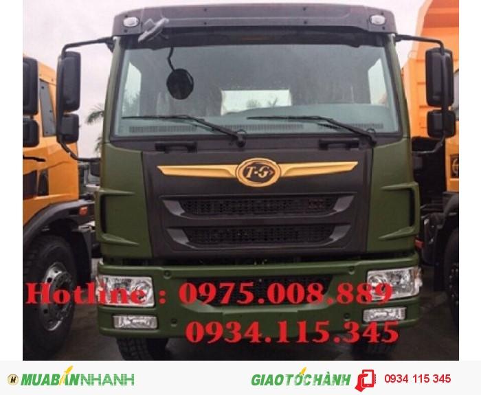 Giá xe ben Dongfeng Truong Giang 8.5 tấn( 1 cầu) Ben Truong Giang 8 tấn 5 trả góp giá tốt. 1