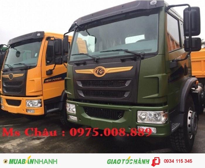 Giá xe ben Dongfeng Truong Giang 8.5 tấn( 1 cầu) Ben Truong Giang 8 tấn 5 trả góp giá tốt. 3