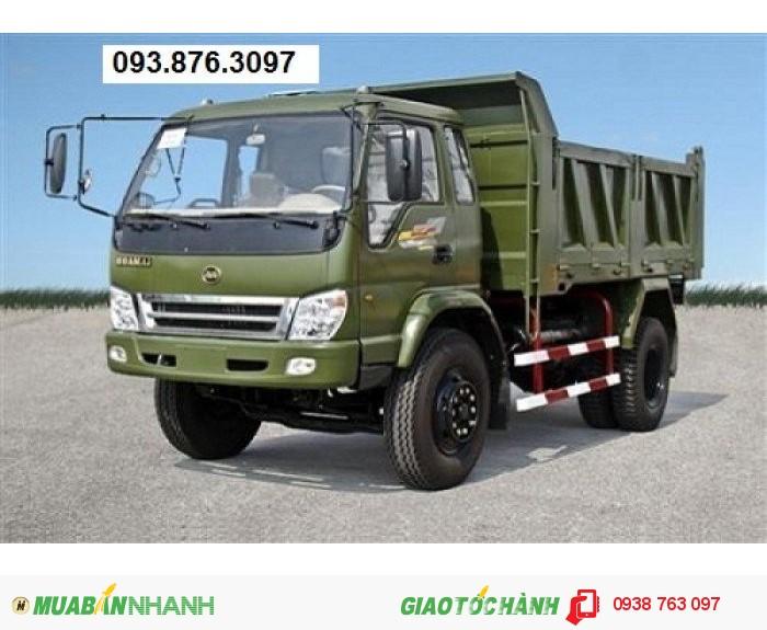 Đại lý chuyên mua bán xe ben Hoa Mai 3.2t/3,2t/3.2 tấn/3,2 tấn/3t2/2 cầu giá thấp nhất 1