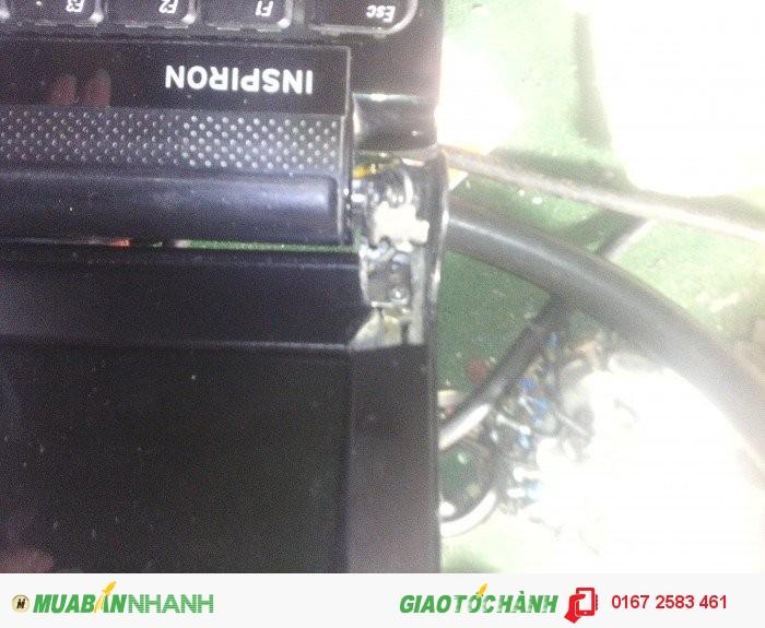 Laptop dell inprion 1318 ram 2g hdd 250 gb chíp cure 2 t5800 nhân 2.1hz3