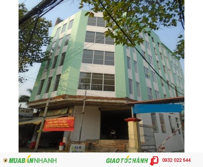 Nhà cho thuê mặt tiền Lý Thường Kiệt, Quận Tân Bình