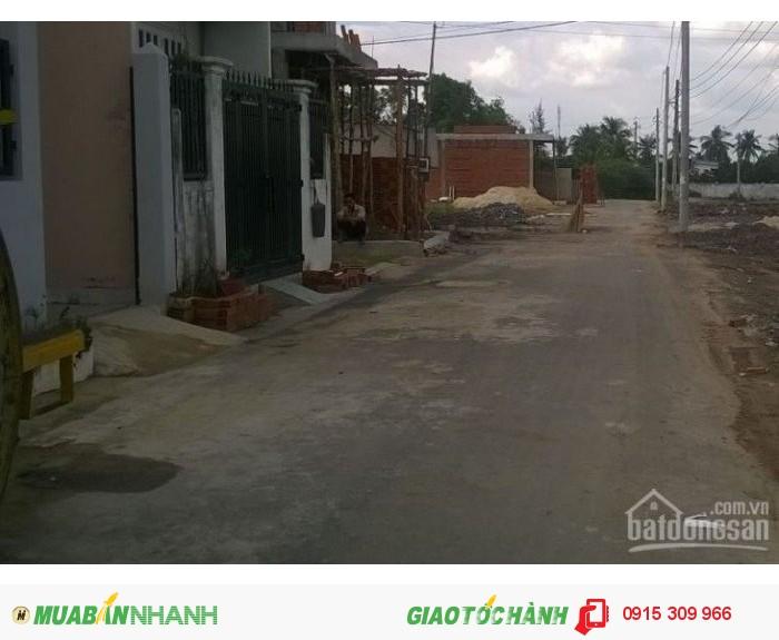 Tôi cần bán gấp lô đất ngay trên mặt tiền đường Gò Cát ,phường Phú Hữu ,Quận 9
