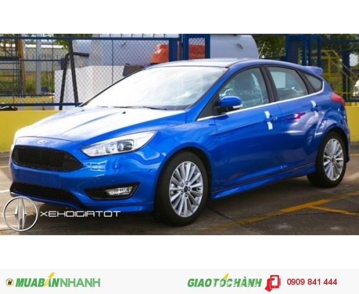 Ford Focus sản xuất năm 2016 Số tự động Động cơ Xăng