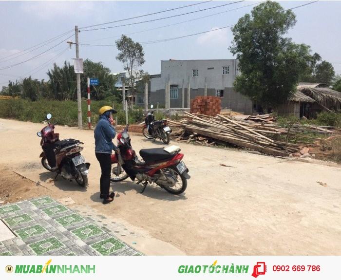 Bán đất hẻm xe hơi Huỳnh Tấn Phát gần cầu Phú Xuân