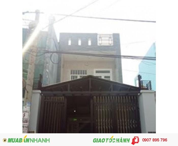 Bán nhà 1 sẹc Lê Văn Quới quận Bình Tân