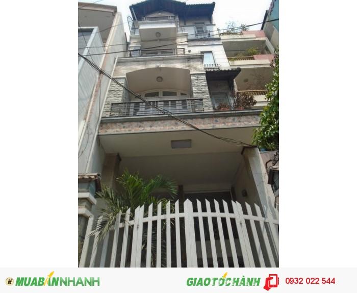 Cần tiền bán nhà giá rẻ MT đường Hồ Văn Huê, quận Phú Nhuận