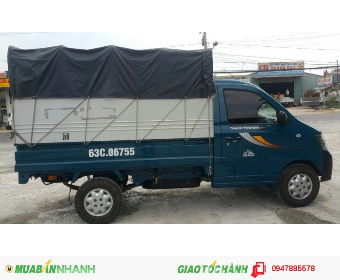Cần bán xe Thaco towner 950A, mới 99%