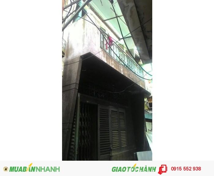 Bán nhà Q1-Trần Quang Khải 5x5.48m tiện xây mới GIÁ 1.85 tỷ/TL
