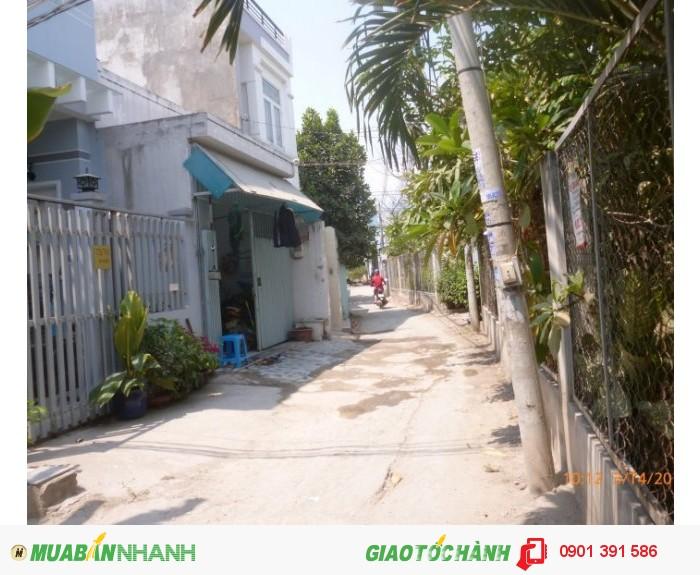 Bán đất thổ cư 2 MT hẻm 175 đường số 2, phường Tăng Nhơn Phú B, Q.9