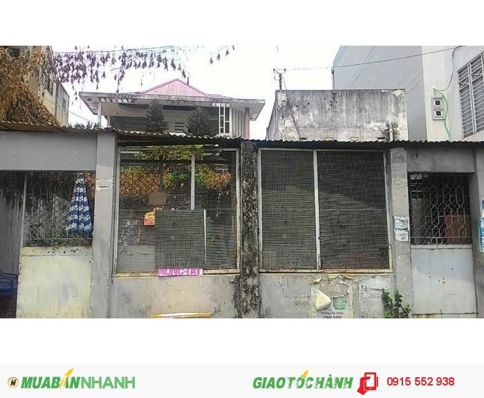 Bán nhà Q3-HXH Trần Quang Diệu 285m2 rộng rãi GIÁ 18 tỷ/TL