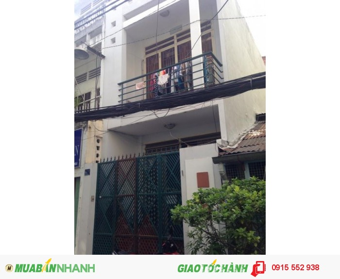 Bán nhà Q1-HXH Trần Hưng Đạo 50m2 2 tầng GIÁ 5.2 tỷ