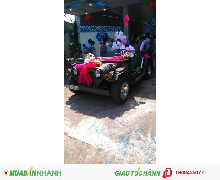 Bán Xe Jeep Đẹp