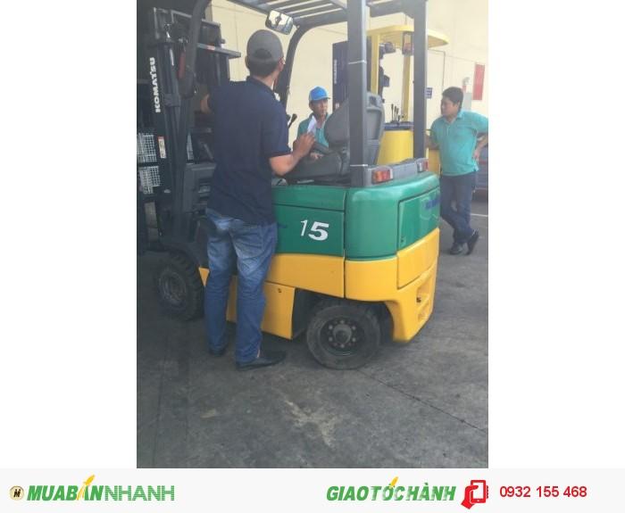 Sửa chữa xe nâng hàng các loại giá rẻ