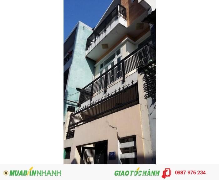 Cho thuê nhà nguyên căn đường Phan Huy Thực, 2 lầu, giá: 13 triệu/tháng