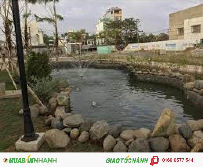 Đất nền Q7, liền kề Phú Mỹ Hưng, dự án ven sông thoáng mát yên tĩnh